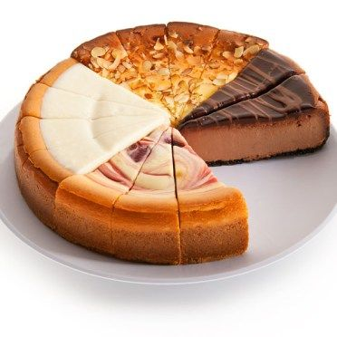 Cocktail-Themed Cheesecakes