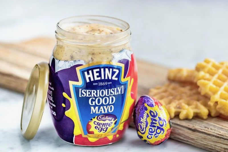 Easter-Inspired Mayonnaise