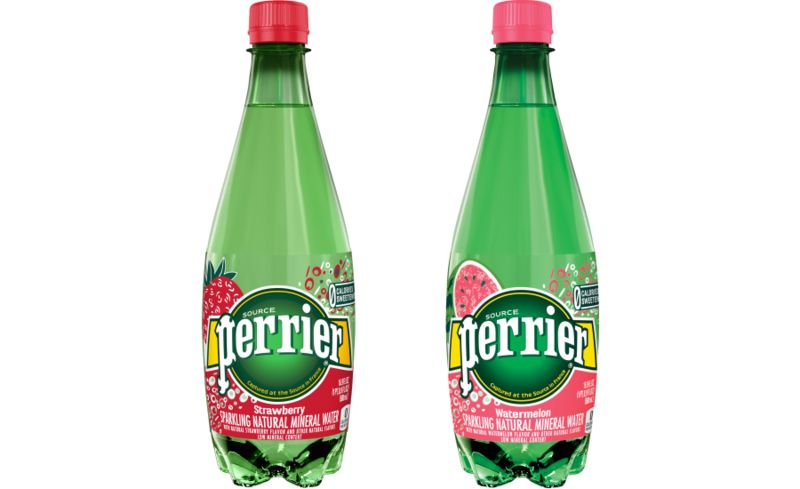 Fruit-Flavored Mineral Water