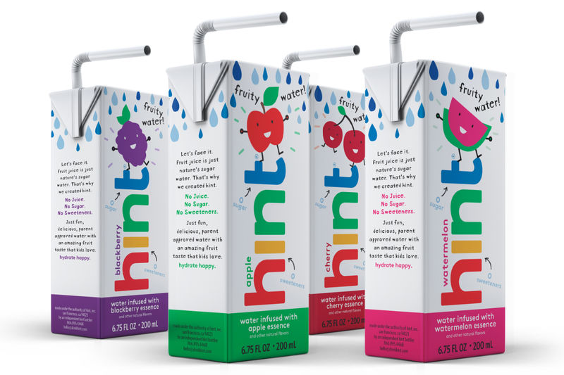 Free-From Flavored Waters