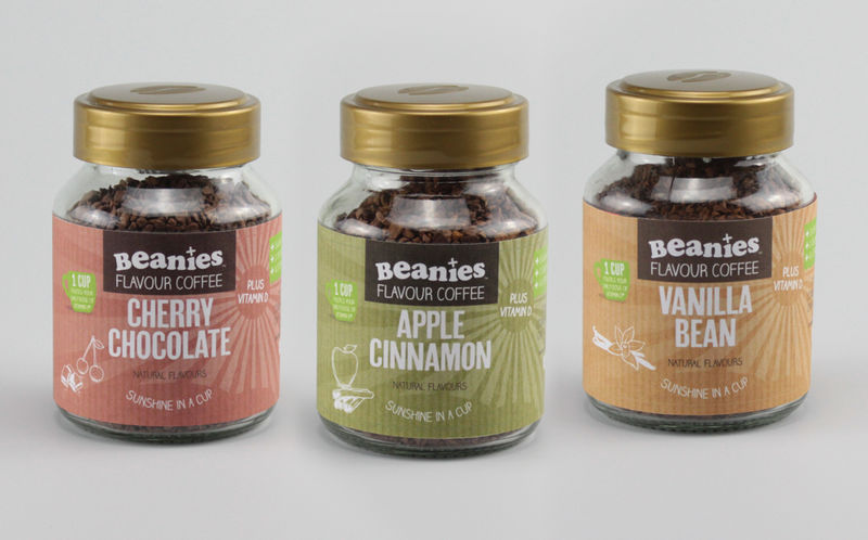 Vitamin-Enriched Instant Coffees