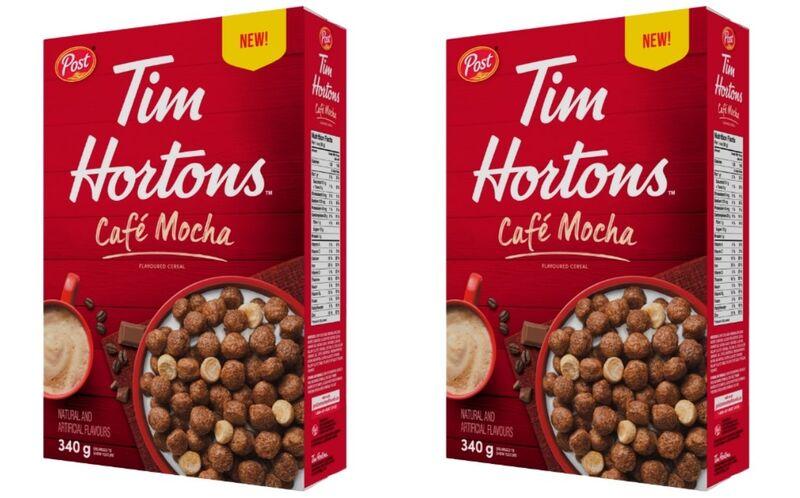 Canadian Coffee Shop Cereals