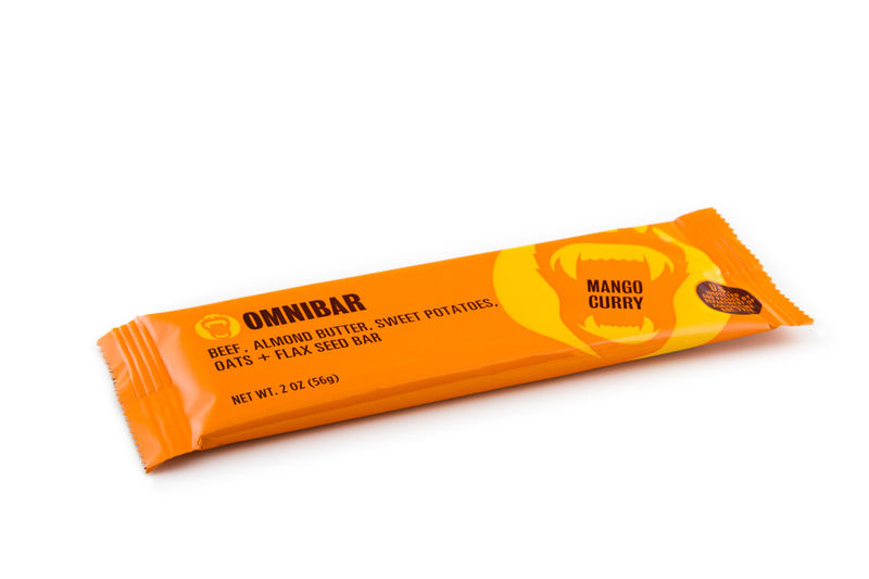 Curry-Flavored Protein Bars