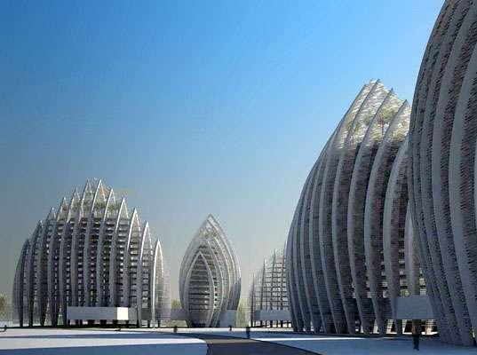 Marine Inspired Architecture