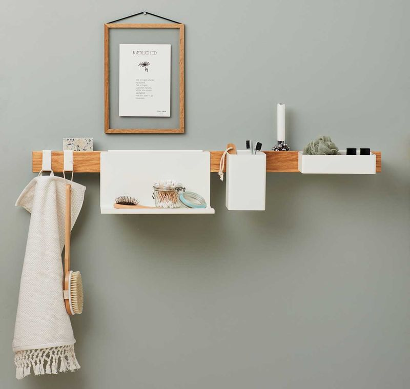 Wall-Mounted Storage Series