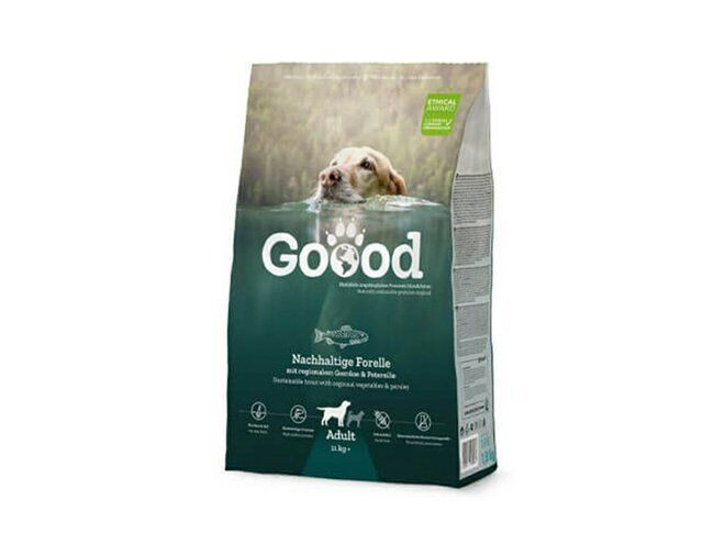 Eco-Conscious Pet Food Packaging
