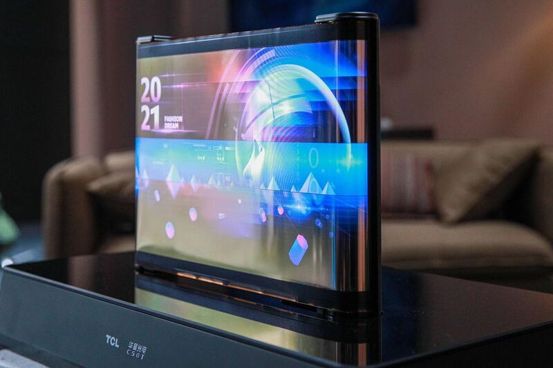 Revolutionary Flexible Displays
