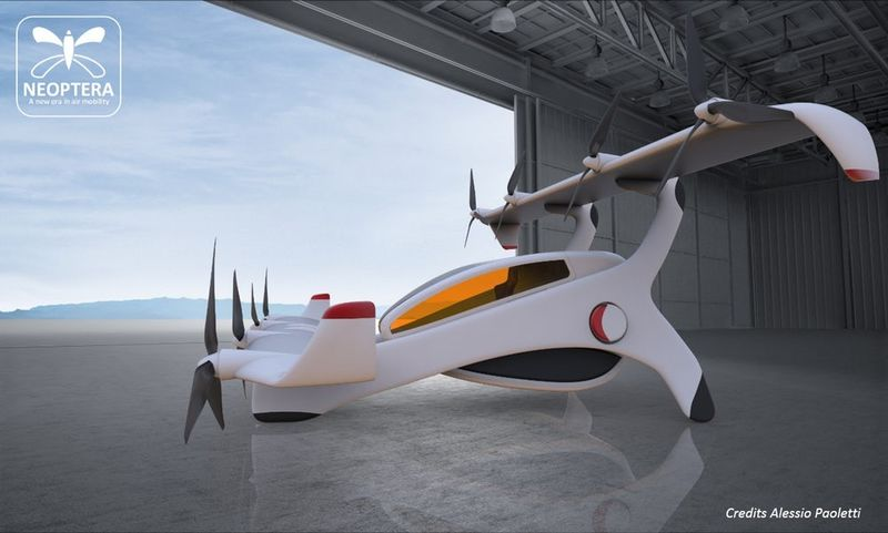 Flexible Electric Aircrafts