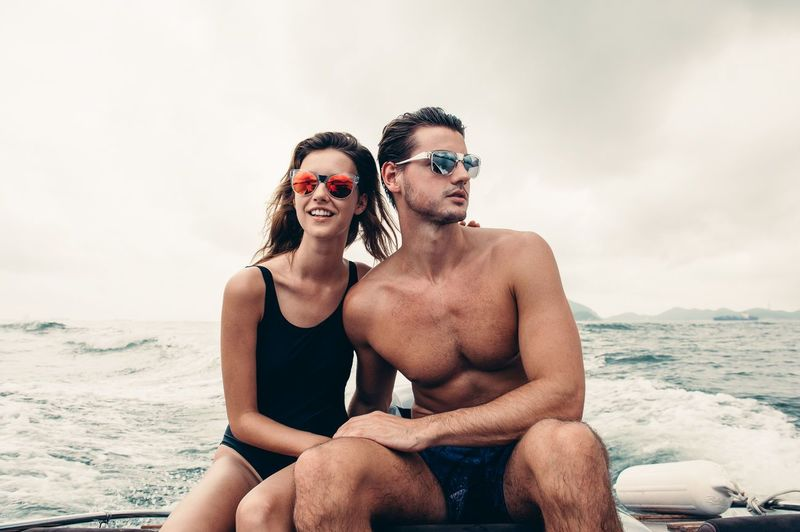 Modular Interchangeable Sunglasses