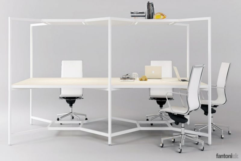 Adaptable Work Desks : \