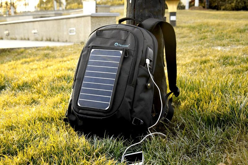Energy-Capturing Backpacks