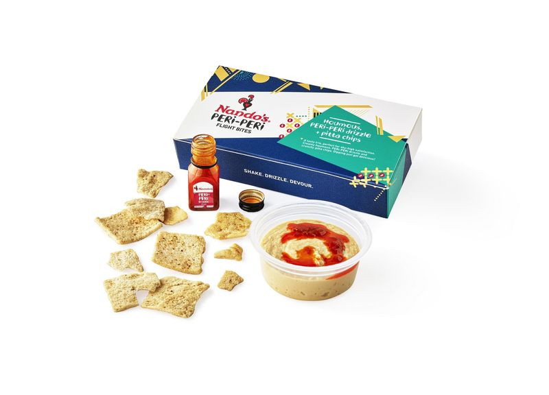Inflight Restaurant Meal Boxes