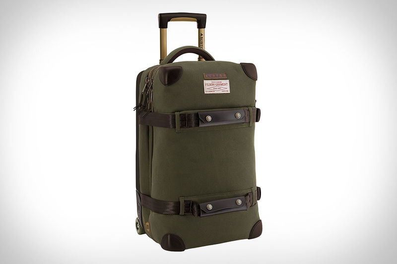 Rugged Outdoorsman Luggage