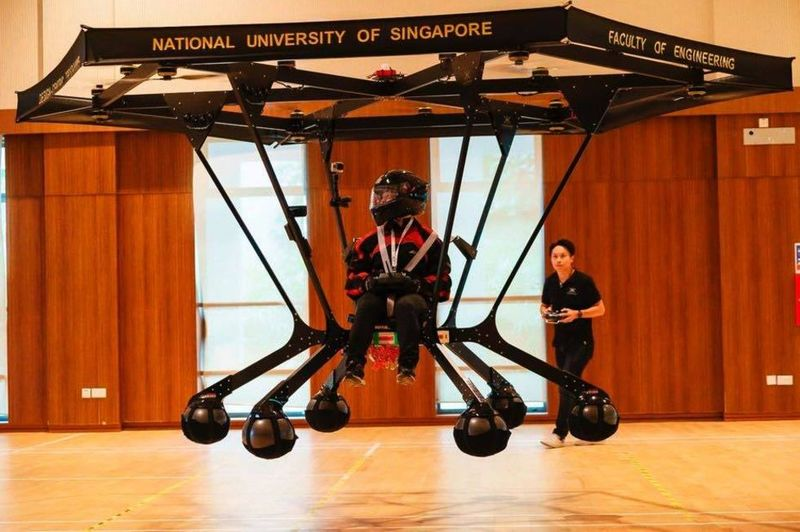 Personal Flight Drones