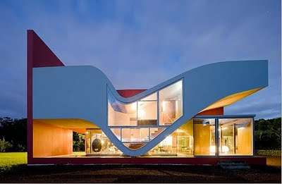 Delightfully Warped Dwellings