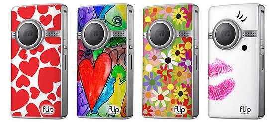 Flirty Handheld Camcorders