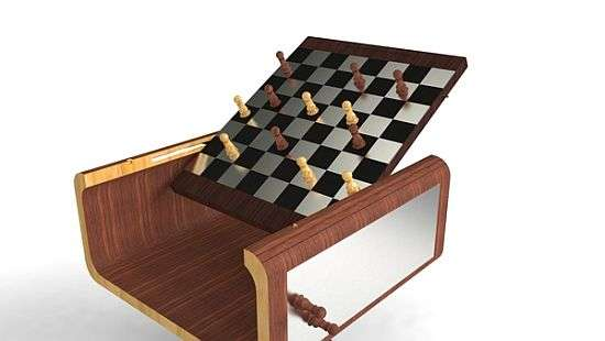 Strategy Game Furniture