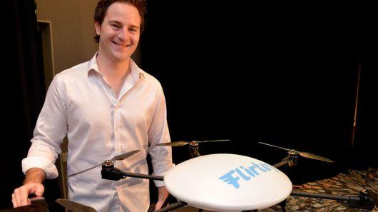 Trailblazing Delivery Drones