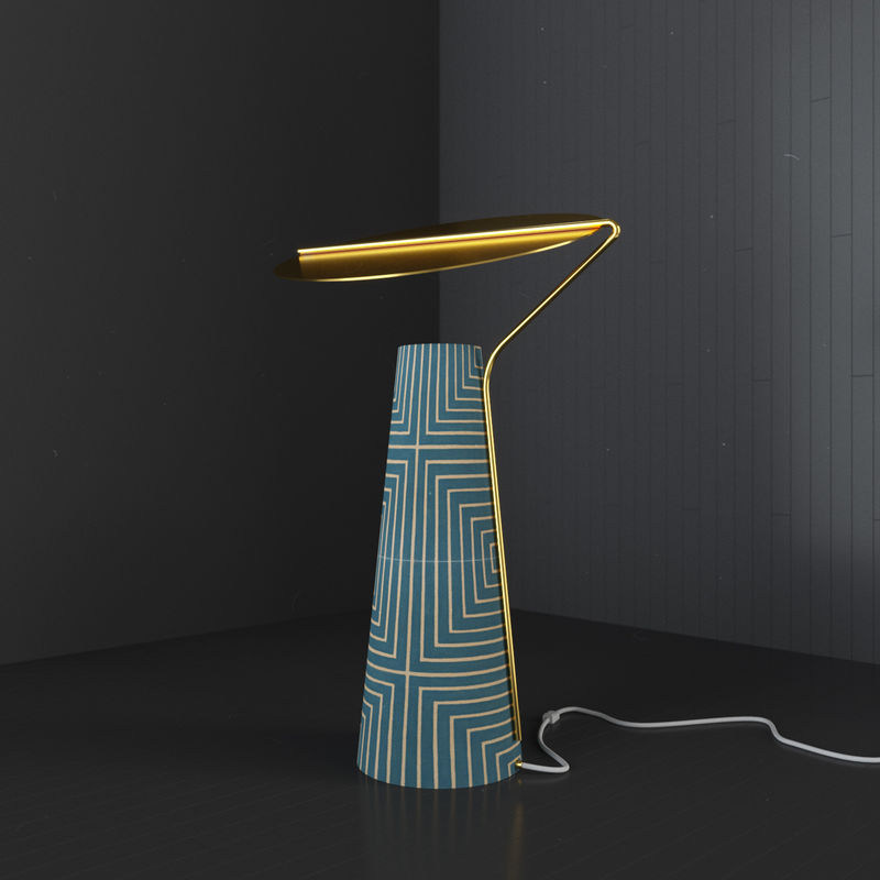 Touch-Responsive Lamps