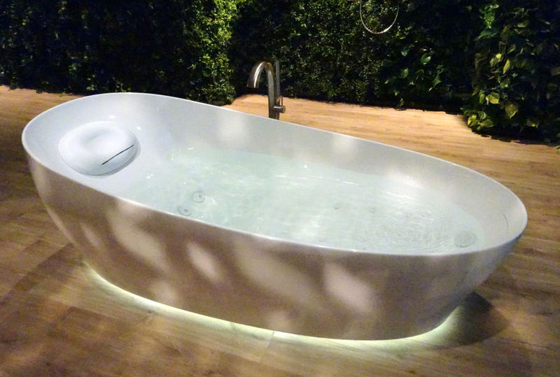 At-Home Floatation Tubs