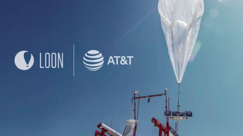 Floating Balloon Internet Servers