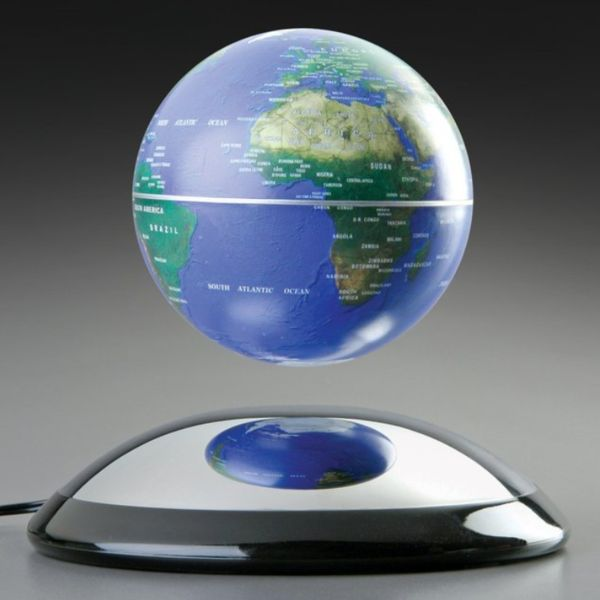 anti gravity globes floating globe. Black Bedroom Furniture Sets. Home Design Ideas