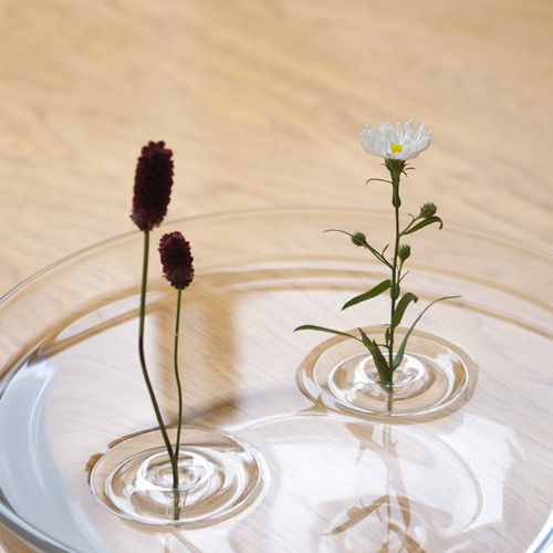 Invisible Flower Holders