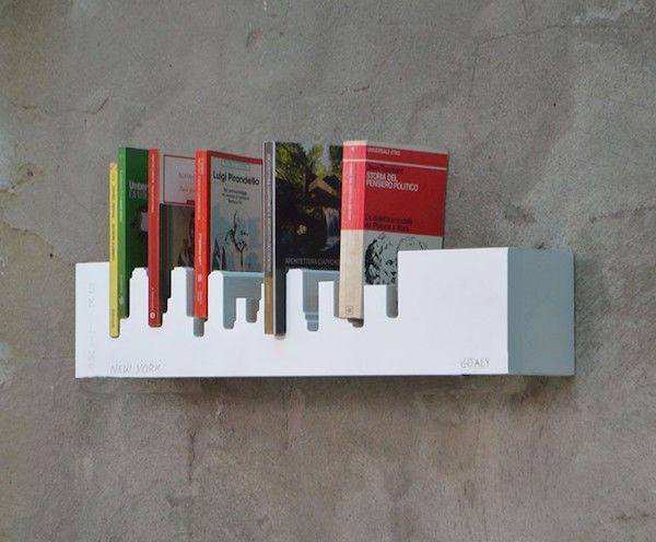 City Skyline Shelves
