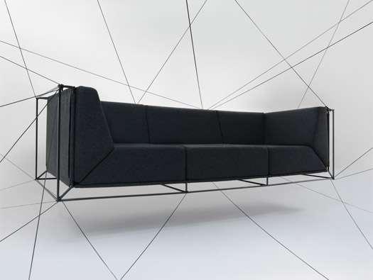 Web-Entangled Seating