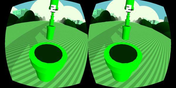 Immersive Virtual Bird Games
