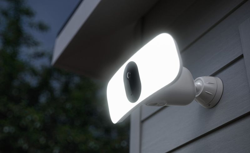 Security Camera Floodlights
