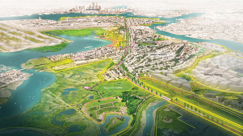Architectural Flood-Protection Projects