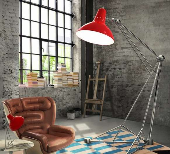 Surreal Oversized Floor Lamps