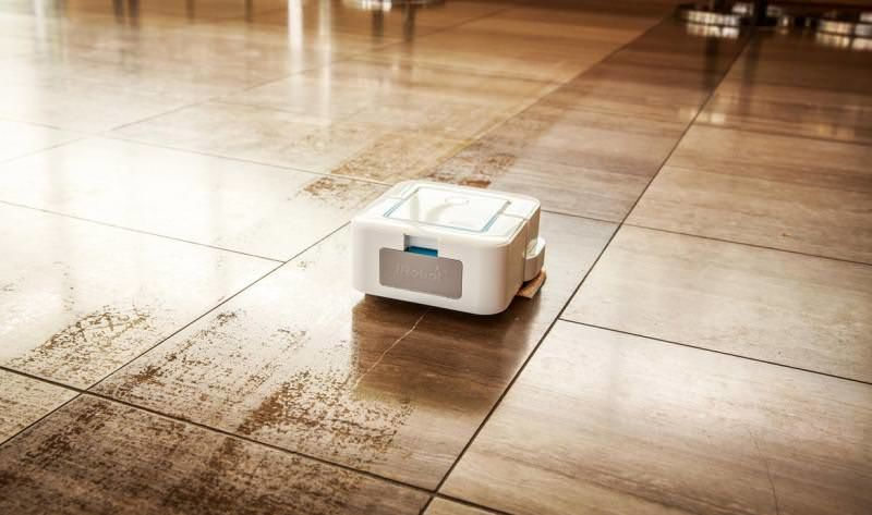 Affordable Floor-Cleaning Robots
