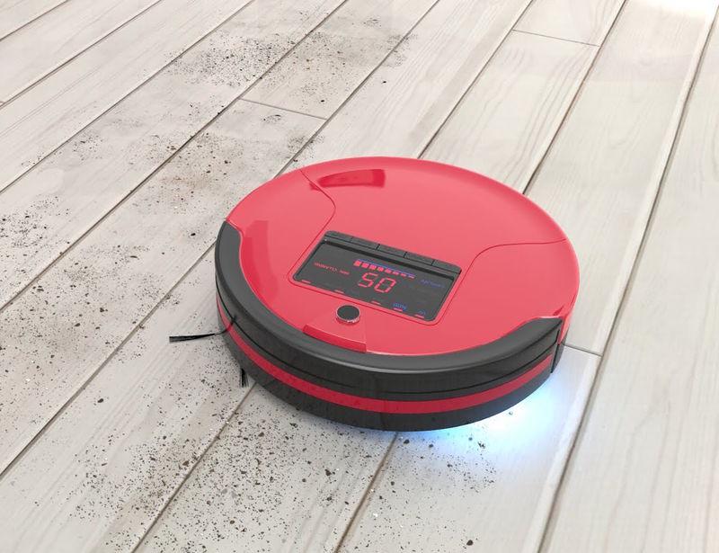 Robotic Wet-Dry Vacuums