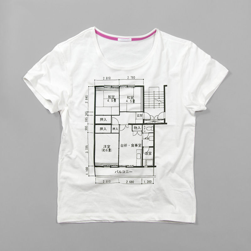 Graphic House Hunting Tees