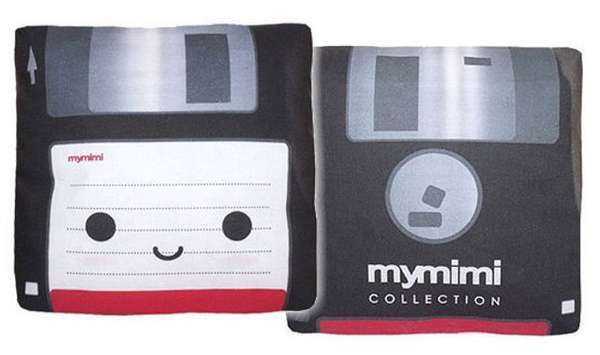 Retro Gadget Pillows