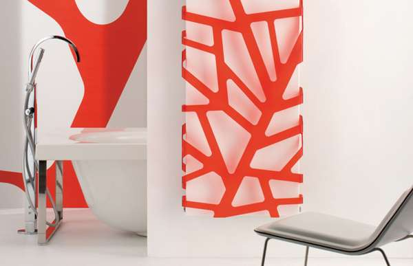 Abstract Espalier Heaters