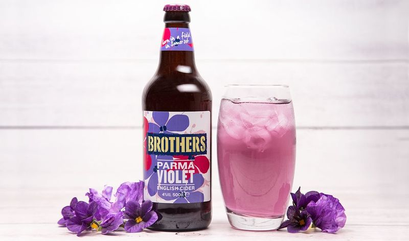 Delicate Floral Ciders