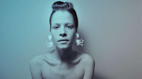 Ivy Blossom Earrings