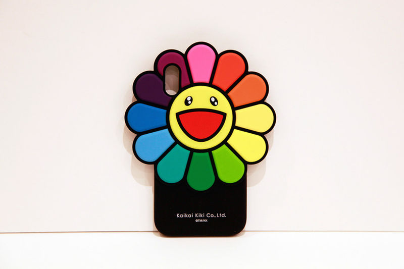 Cartoon Floral Phone Cases