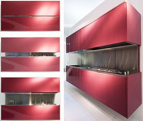 Fab Foldable Kitchens