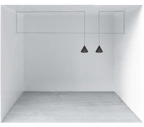 Rectilinear Lamp Arrangements
