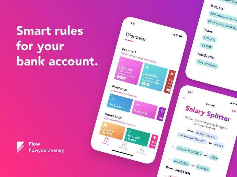 Money-Dividing Bank Apps