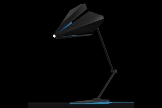 Inverted Shade Illuminators