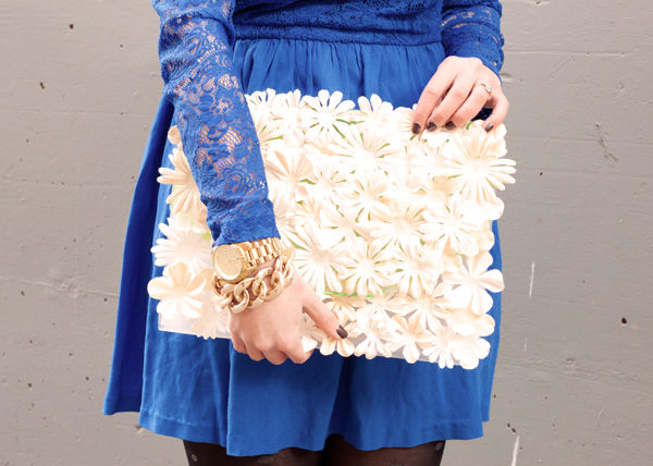 Delicate Floral Carriers