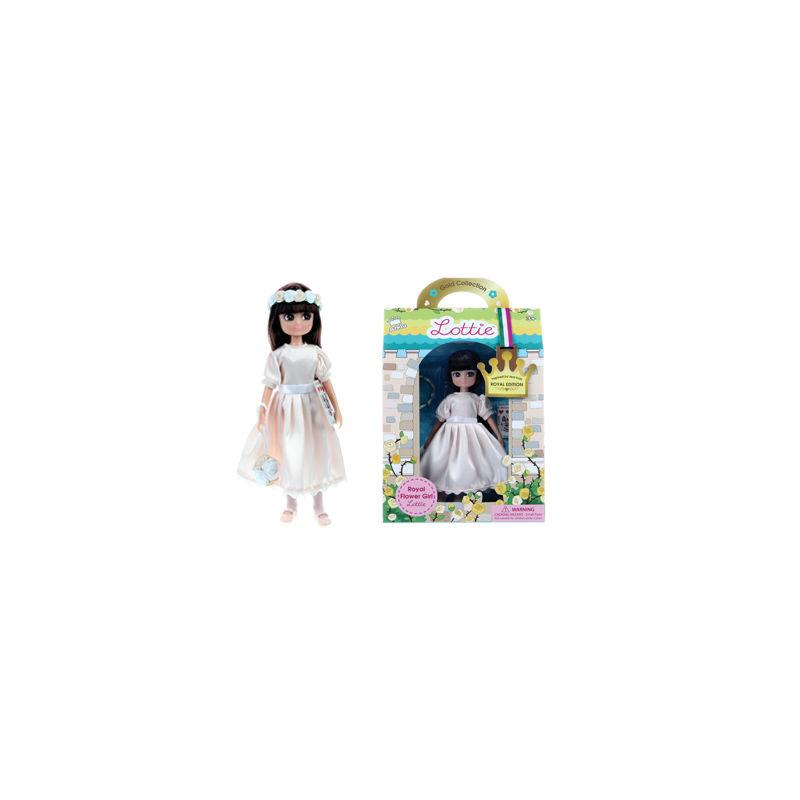Celebratory Flower Girl Dolls