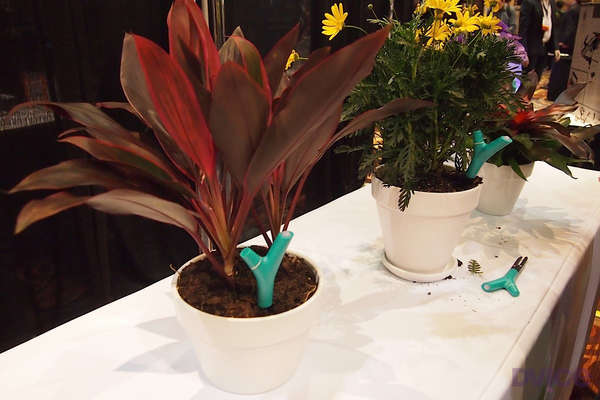 Plant-Monitoring Stem Sensors
