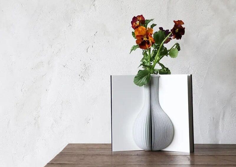 Literary Inspiration Flower Vases