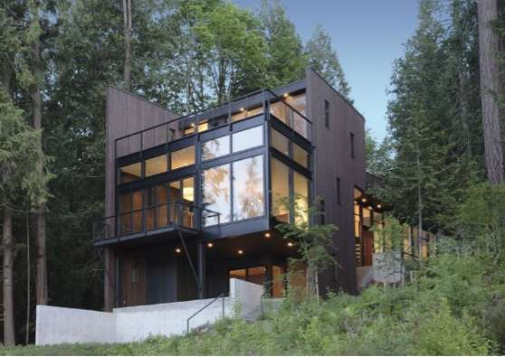 Enrapturing Forest Residences